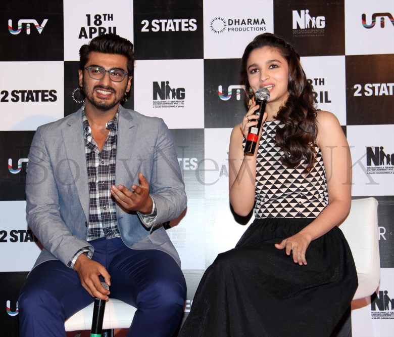 2 STATES Trailer Launch - Photo -Varinder Chawla (2)
