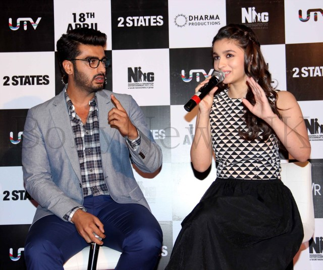 2 STATES Trailer Launch - Photo -Varinder Chawla (3)