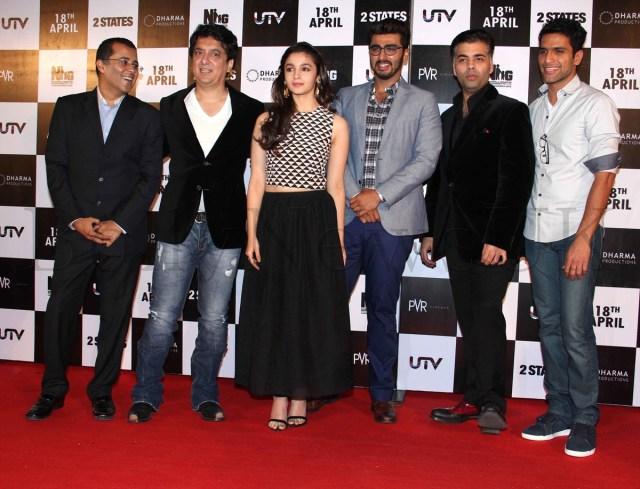 2 STATES Trailer Launch - Photo -Varinder Chawla (4)