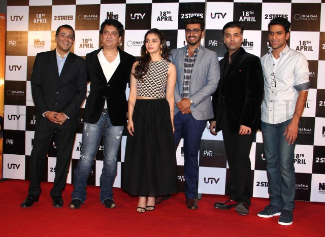 2 STATES Trailer Launch - Photo -Varinder Chawla (5)
