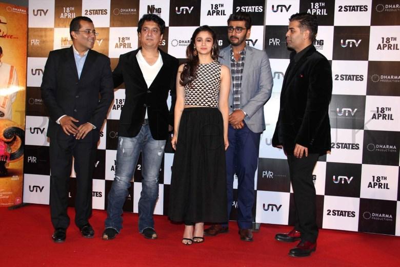 2 STATES Trailer Launch - Photo -Varinder Chawla (6)