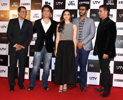 2 STATES Trailer Launch - Photo -Varinder Chawla (7)