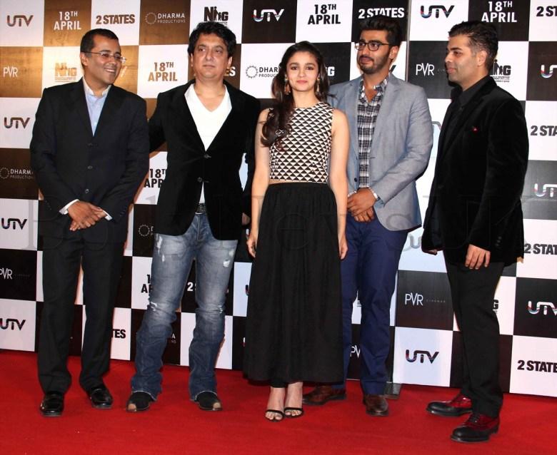 2 STATES Trailer Launch - Photo -Varinder Chawla (7)