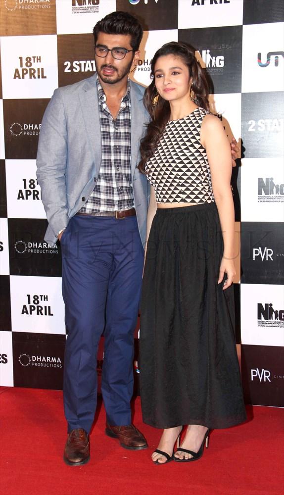 2 STATES Trailer Launch - Photo -Varinder Chawla (8)