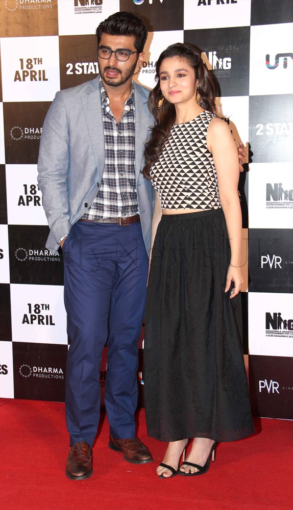 2 STATES Trailer Launch - Photo -Varinder Chawla (8)