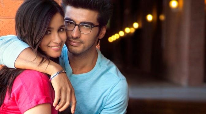 Alia and Arjun meet Salman Khan