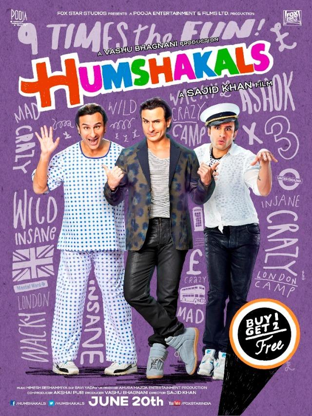 Humshakals - UK Release (4)