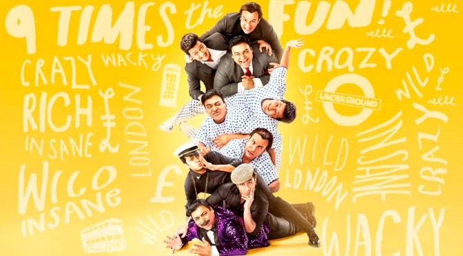 Sajid Khan Unveils the Grand First Look of 'Humshakals'