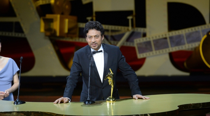 Irrfan bags top honour at the Oscars of the East