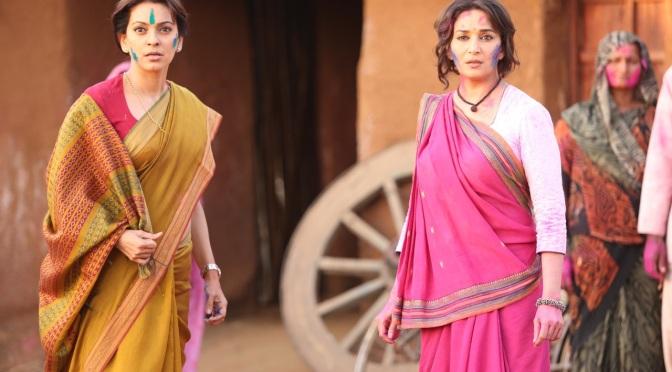 Gulaab Gang unites Madhuri and Juhi for the first time on screen