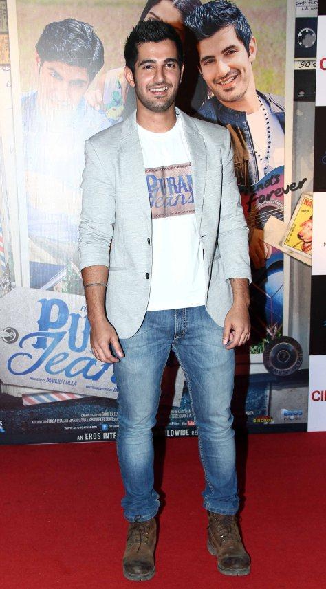 Purani Jeans trailer launch (3)