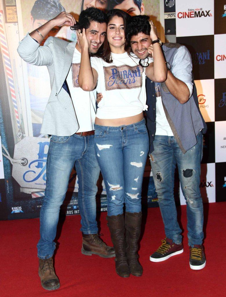 Purani Jeans trailer launch (4)