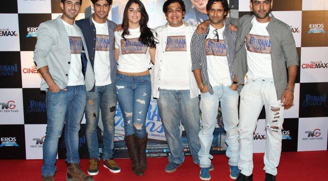 Trailer Launch of Eros International's 'Purani Jeans'