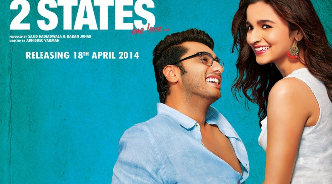 Alia's different looks for '2 States'