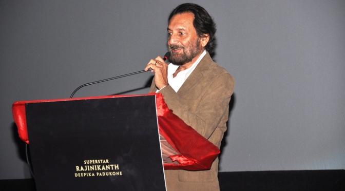 Shekhar Kapur stunned by Kochadaiiyaan trailer