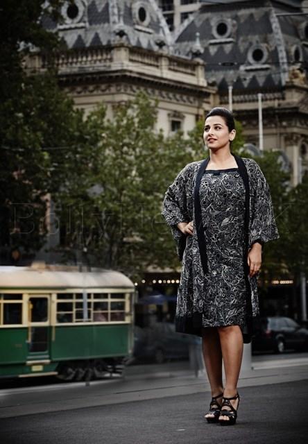 Vidya Balan in Melbourne (2)