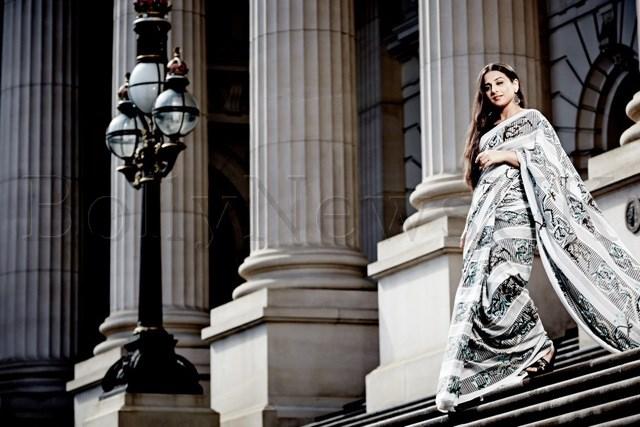 Vidya Balan in Melbourne (4)