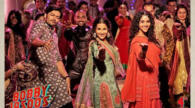 Vidya Balan detective film 'Bobby Jasoos', releasing 4th July 2014