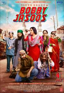 Bobby Jasoos - UK Release