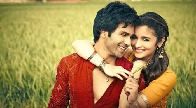 Varun Dhawan and Alia Bhatt in 'Humpty Sharma Ki Dulhania'