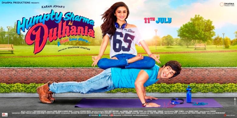 Humpty Sharma Ki Dulhania UK Release