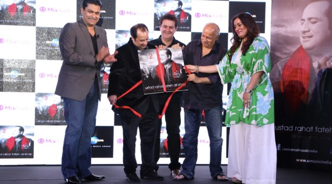Interview: Rahat Fateh Ali Khan speaks about MixRadio
