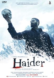 Haider UK Release