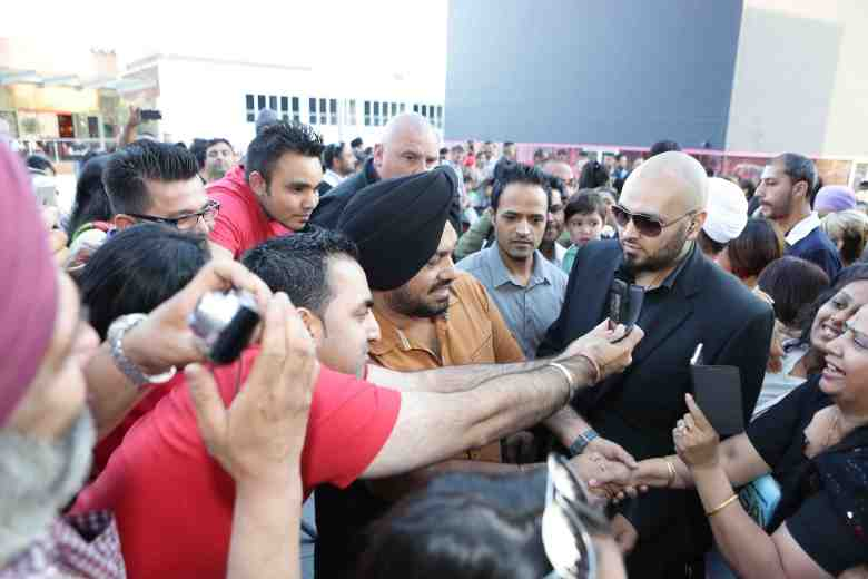Gurpreet Ghuggi at Odeon