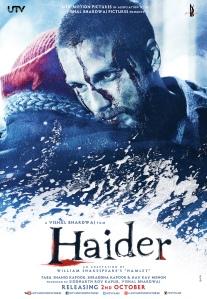 Haider Shahid Kapoor