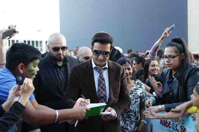 Jimmy Shergill at Odeon