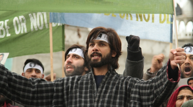 From Student to Killer : Haider