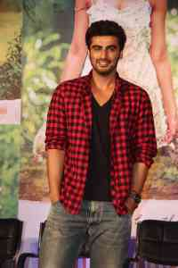 Arjun Kapoor at the Launch of Fanny Re From Finding Fanny (3)