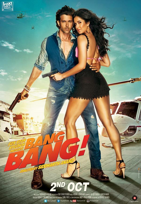 Bang Bang UK Release