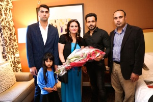 Emraan Hashmi in Toronto (1)
