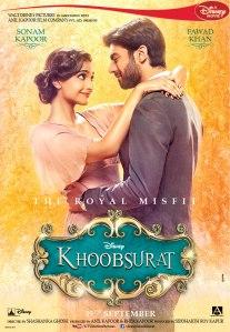 Khoobsurat - Poster