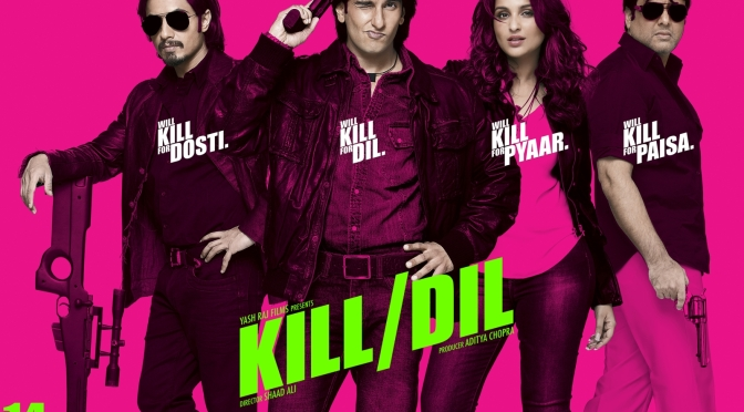 YRF to release 'Kill Dil' in UK cinemas