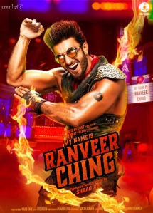My Name is Ranveer Ching poster