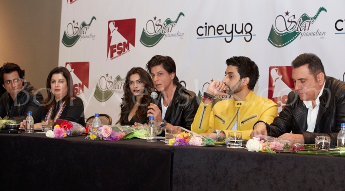 Photos: 'SLAM! The Tour' Press Conference in Houston