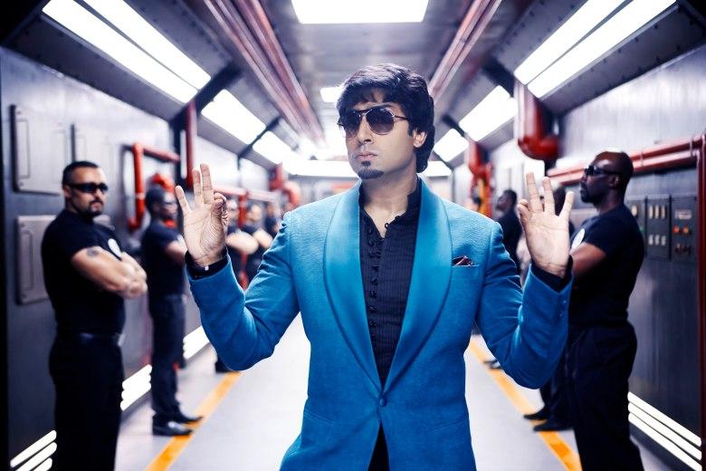 Abhishek Bachchan in Happy New Year