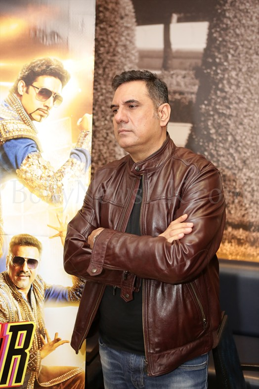 Boman Irani  at Hapy New Year Promotions in London