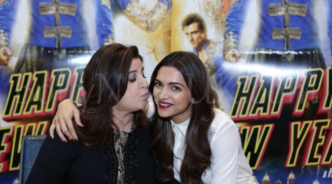 Interview: Deepika Padukone & Farah Khan talk about 'Happy New Year'