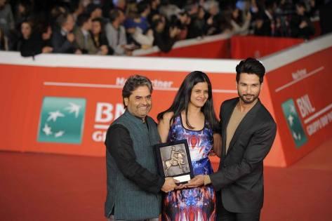 Haider at Rome Film Festival (1)