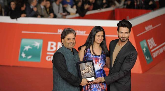 Haider wins People's Choice Award at the Rome Film Festival