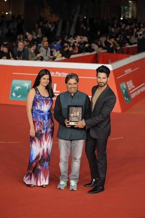 Haider at Rome Film Festival (2)