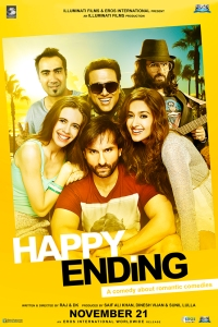 Happy Ending UK Release Eros International