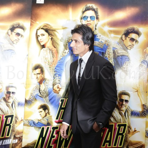 Sonu Sood at Happy New Year SLAM Press Conference in London (1)