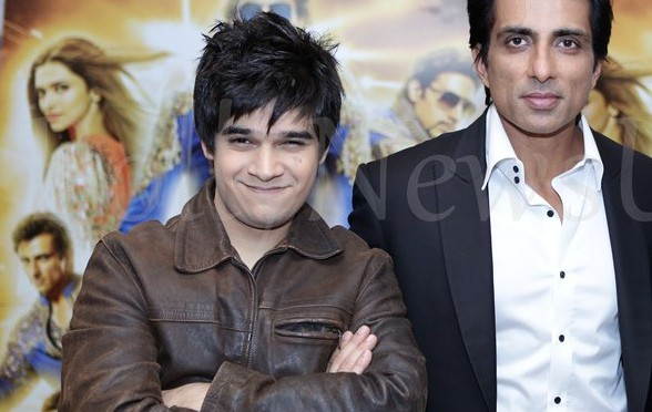 Interview: Sonu Sood & Vivaan Shah talk about 'Happy New Year'