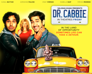 DR. CABBIE UK Release