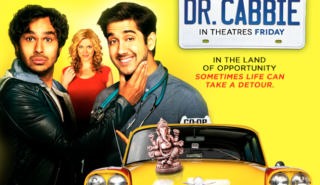 Competition: Win Dr. Cabbie Audio CDs!