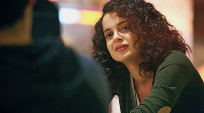 Q&A: Kangana Ranaut speaks about 'Ungli'